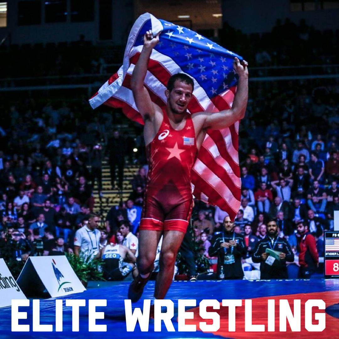 Logan Stieber world champ