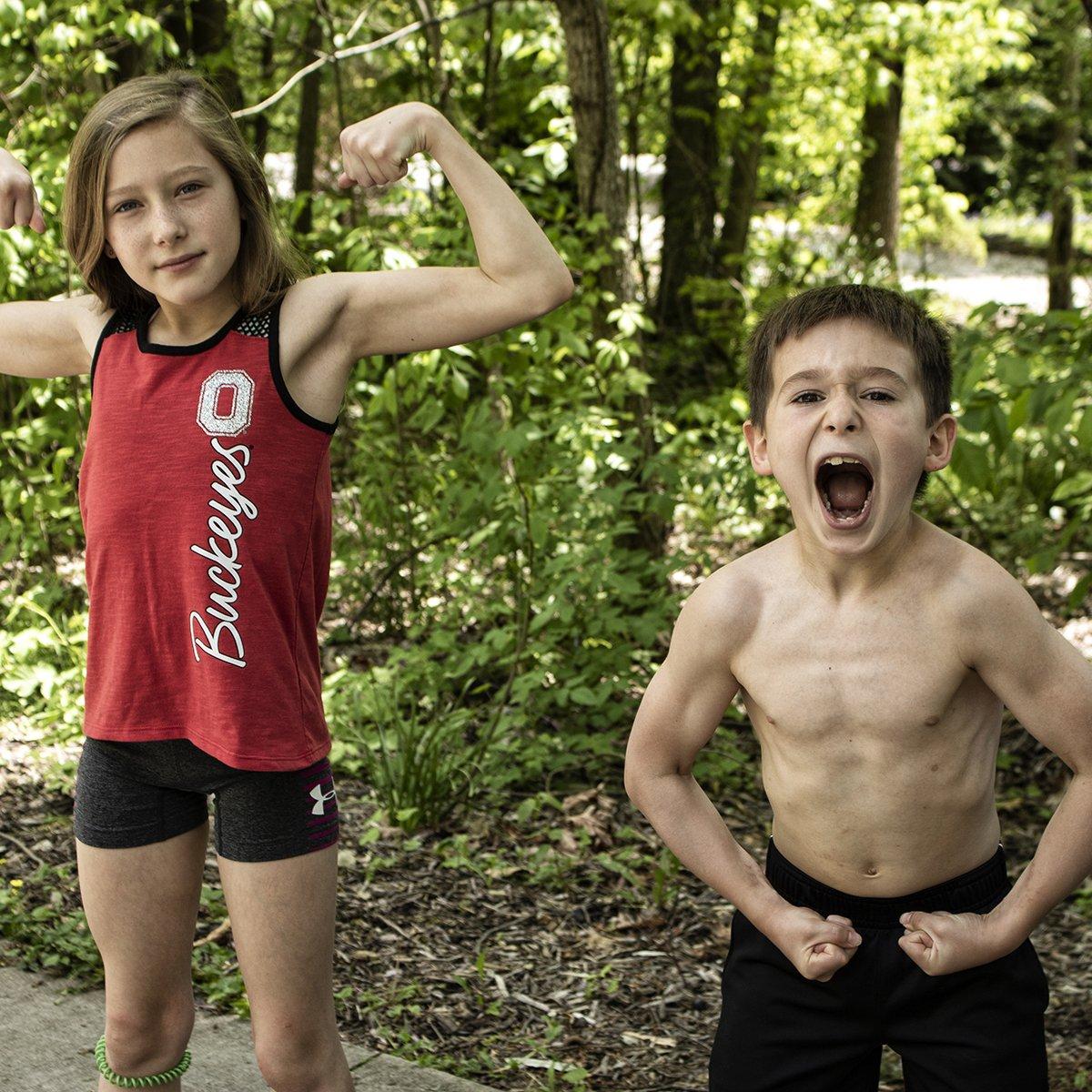 youth wrestling strength program