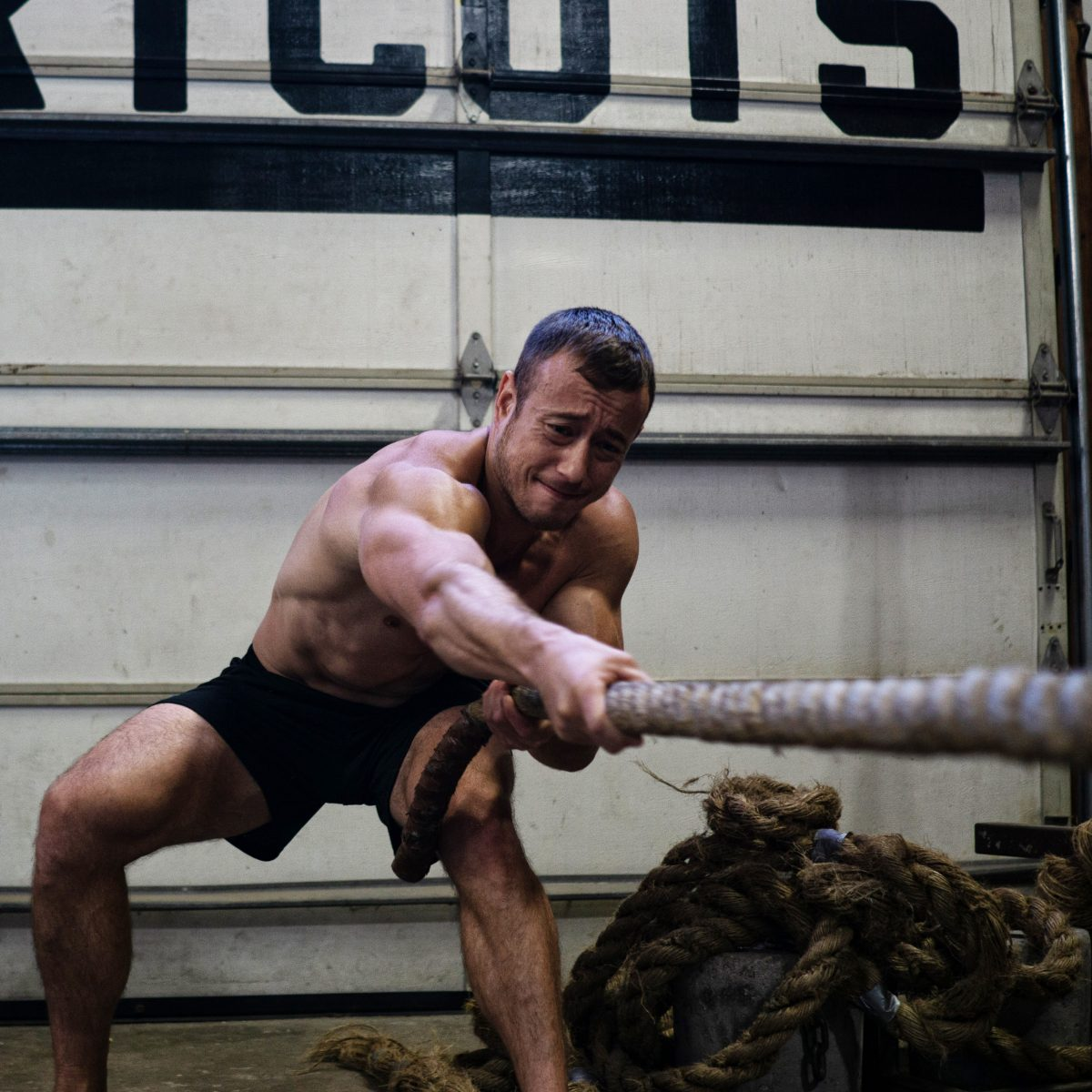 coach Myers rope workout