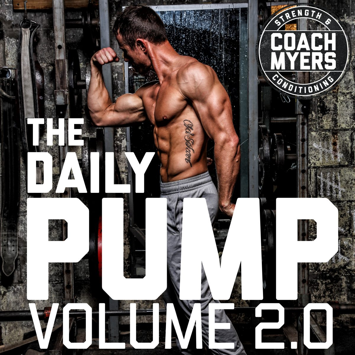 Coach Myers daily pump program