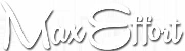 Logo: Max Effort