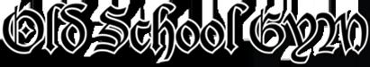 Logo: Old School Gym
