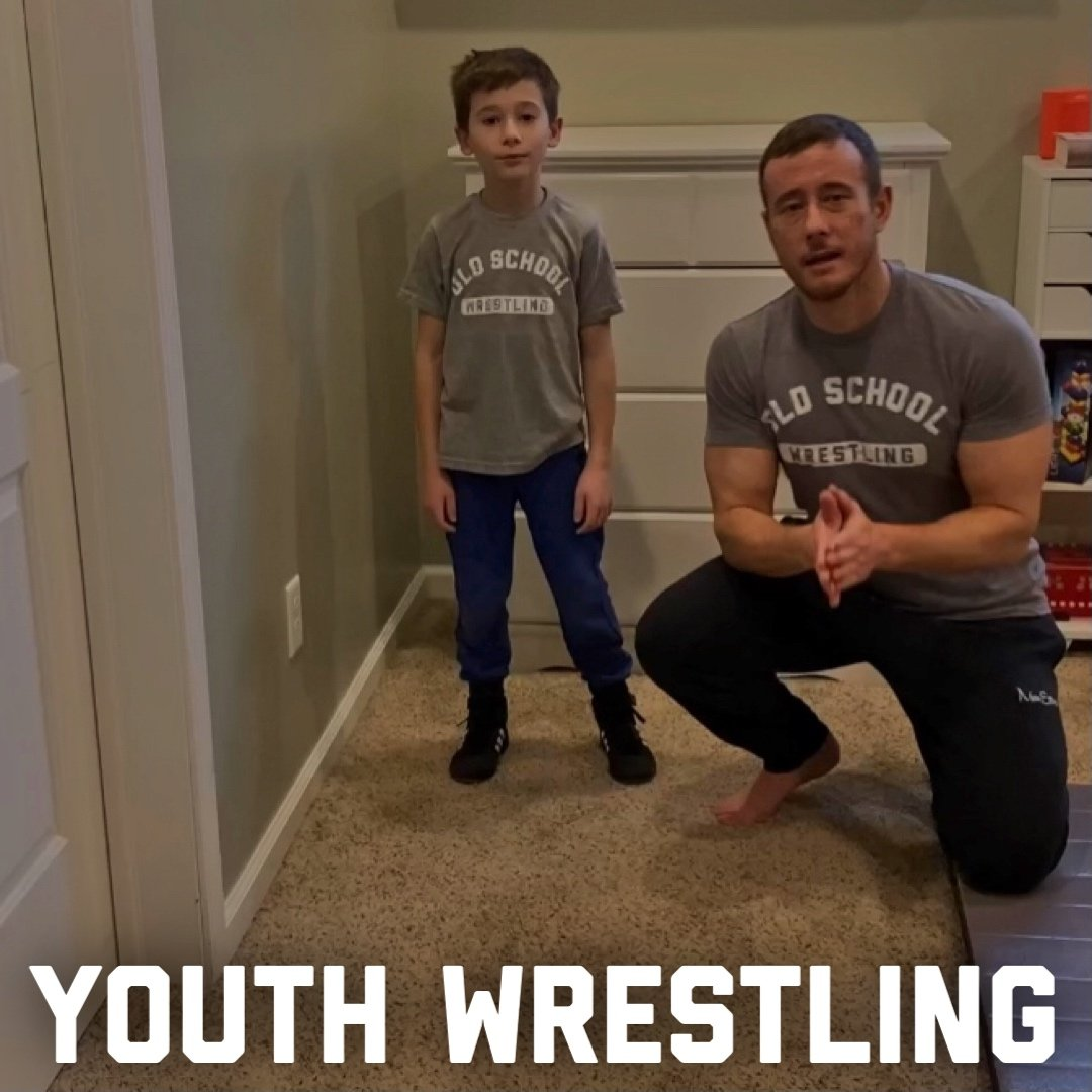 Coach Myers youth wrestling