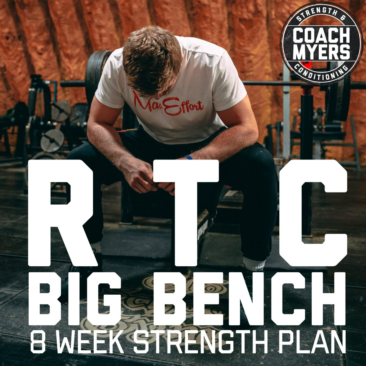 coach myers bench program